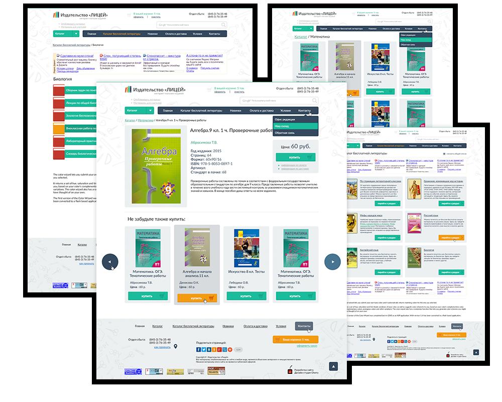 профессиональный веб дизайн в Саратове